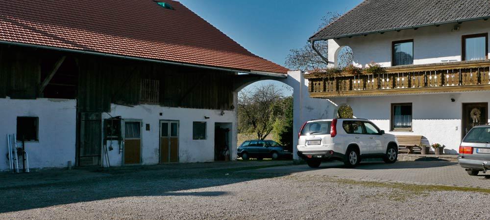 Ferienhof Schwab - Innenhof - Foto: Thomas Reicher