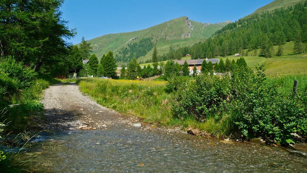 Almurlaub in Kärnten – Wansing-Alm