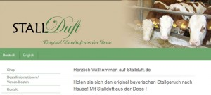 Thumbnail image for Stallduft aus der Dose
