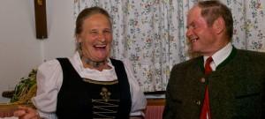 Maria und Sepp Kramer vom Gabrielgut - Foto: Thomas Reicher