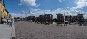 Hafen in Husum